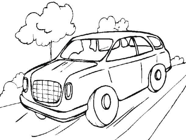 Image Result For Coloring Pages Transport