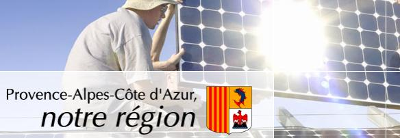photovoltaic systems - in Provence - South east of France -