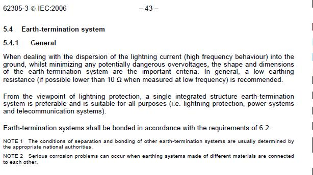 Earthing system design « Electrical engineering Community