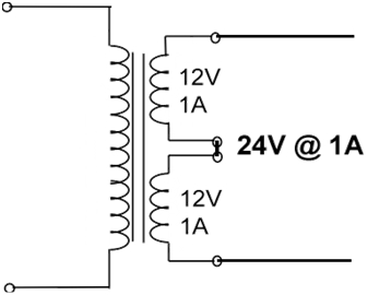 Difference Between Series & Parallel Transformer 1