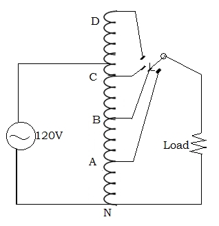 Step Up Transformer Wiring Diagram
