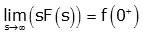 Theorems of Laplace Transform 12
