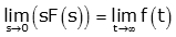 Theorems of Laplace Transform 19