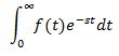 Theorems of Laplace Transform 2