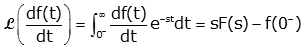 Theorems of Laplace Transform 20