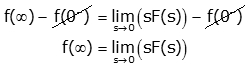 Theorems of Laplace Transform 24