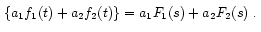 Theorems of Laplace Transform 25