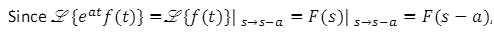 Theorems of Laplace Transform 7