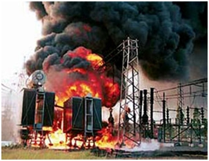 What To Do When You Encounter Fire In Power Substation 2