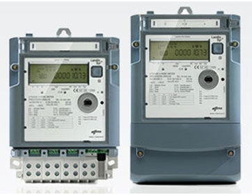 Three phase electricity smart meter for direct measuring