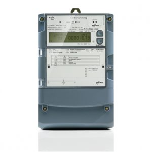 What is smart meter on middle voltage 1