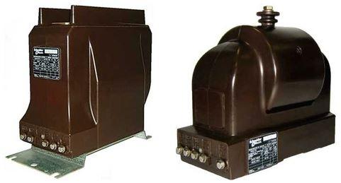 Current measurement transformer / Voltage measurement transformer