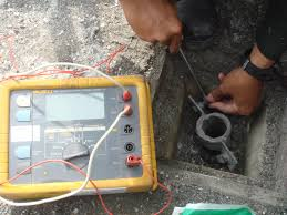 Measuring System Earthing And Protection
