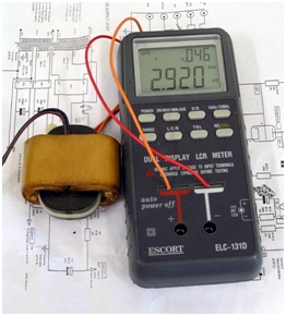 Making measurements with an LCR Meter 2