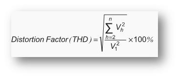 Distortion-Factor-formula