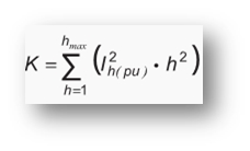 K Factor-formula