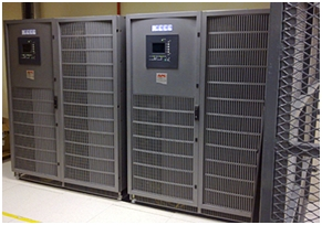 static UPS system data center