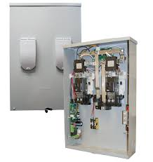 multiple transfer switches for emergency and standby power generation systems 1