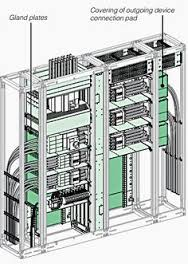 partitioning low voltage switchboards-type4