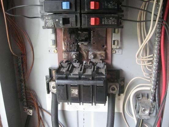 Effects of installing a breaker
