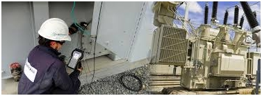 Figure 1. Acoustic monitoring of the transformer| image: mitrasgroup.com