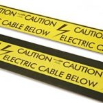 Underground cable covers