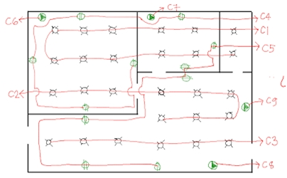sample electrical plan