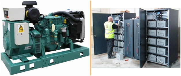 ups vs generator