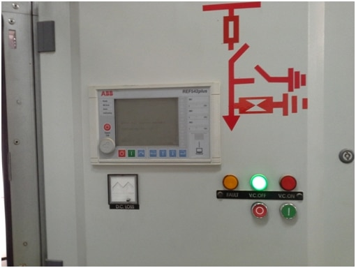 Medium voltage switchgear testing -Medium voltage switchgear