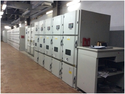 medium voltage switchgear testing