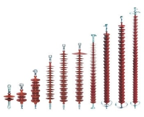 composite insulators for various voltage levels