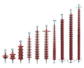 composite insulators for various voltage levels