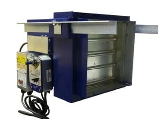 Emergency HVAC system