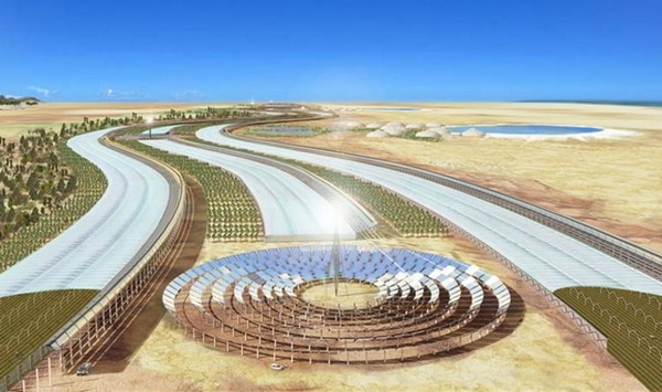 solar power systems power grids