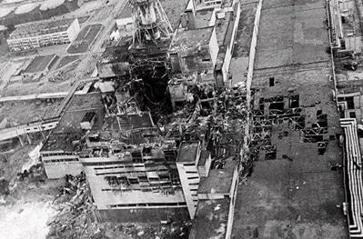 Tchernobyl disaster