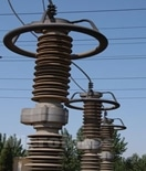 Typical Lightning arrestors