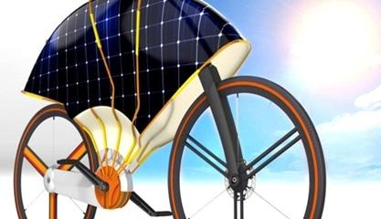 Image N ° 6 Solar Bike Velosphere E-Bike | source image @glipp