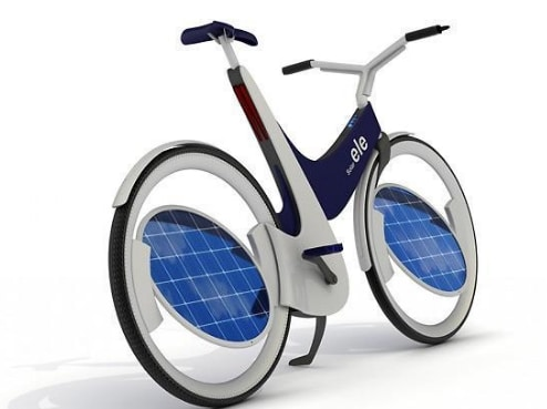 Image N ° 5 Solar Bike | source image @ecologiaverde